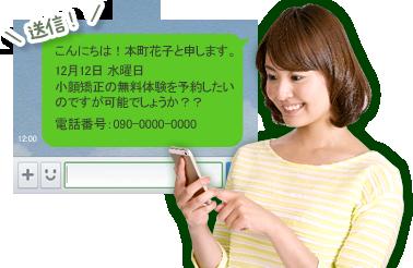 LINEメッセージ送信