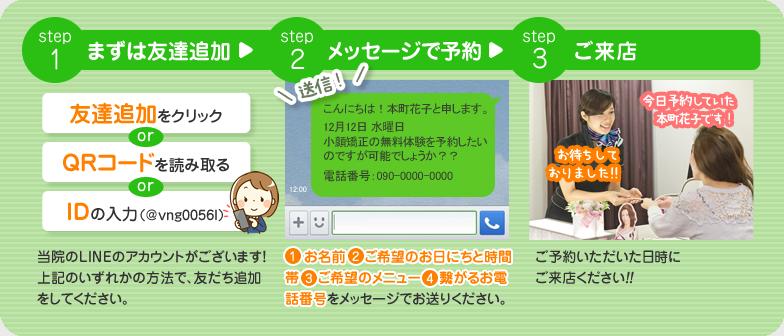 大阪市中央区美療整骨salon 美-Balance 本町|LINEで予約が出来ます